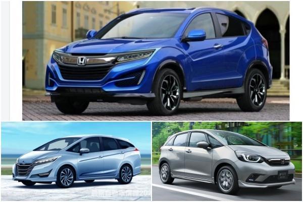 新一代 HR-V 打頭陣!日媒整理 Honda 新車登場時間表