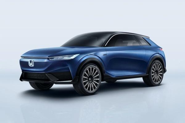 Honda 兩款全新 SUV 資訊曝光,e:concept 有望實現量產!