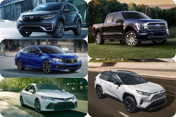 「它」連續 39 年冠軍,Altis 跌出 10 名外!2020 美國新車銷售 Top10 排行榜揭曉