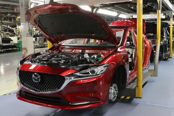 Mazda 六缸引擎生產時間終於曝光,全新 CX-5、Mazda 6 率先搭載!