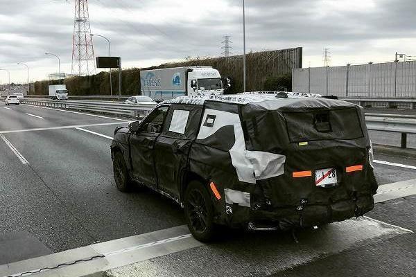 換上 RAV4 動力技術,新一代 Toyota Land Cruiser 規格被掌握!