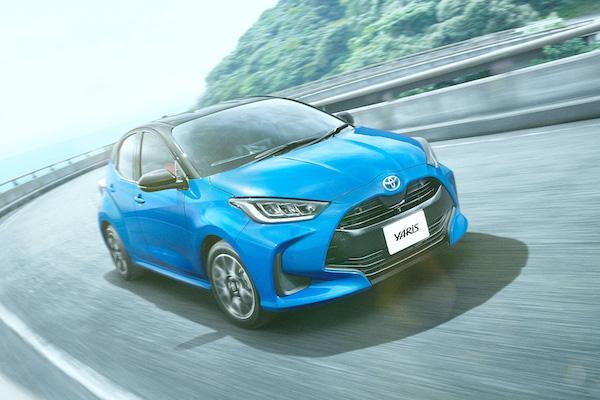 2020 日本新車銷售 Top10 排行揭曉,前 3 名全都換人坐!