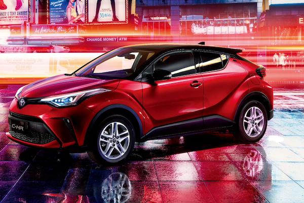 終於有全速域定速可用!Toyota C-HR 新年式升級 TSS2.0 駕駛輔助系統