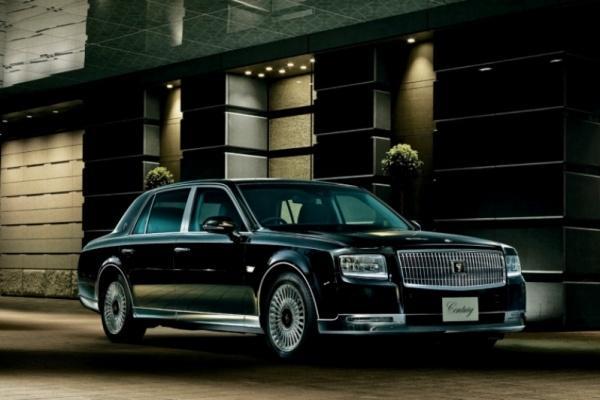 Toyota 不只皇冠要 SUV 化,日本勞斯萊斯 Century 也要變超奢華休旅!