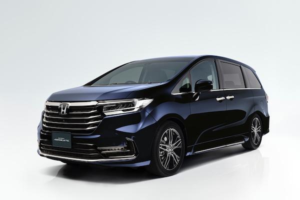 Honda Odyssey 從台灣官網下架!小改款車型下週啟動預售