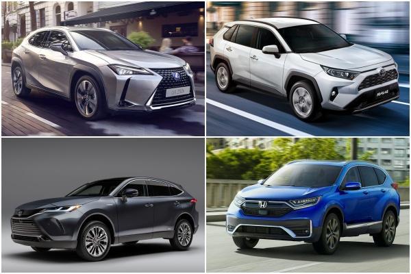 消費者報告實測 2021 最省油 10 款 SUV!Toyota 新休旅直衝第三名