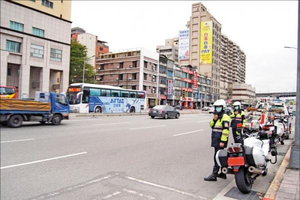 台北 100 處易塞路段 明起加強取締違停