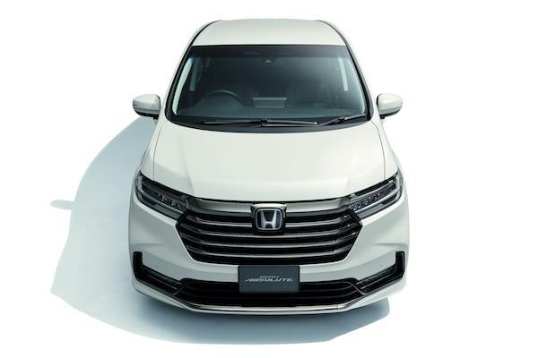 經銷商洩漏車型編成及配備!Honda Odyssey 小改款台灣開始預售