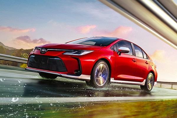 續搭 1.2 渦輪,Toyota Corolla 運動款登場!