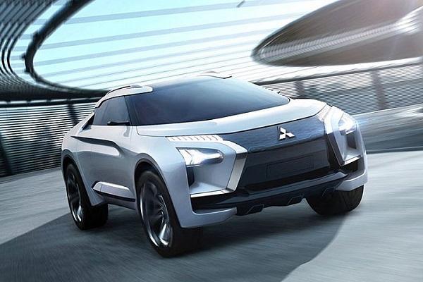 三菱全新 SUV 今年將登場,採用 Nissan 新平台支援!