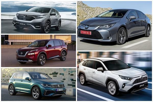 房車魅力不輸休旅車,2020 全球熱銷車款前 10 強名單公布!