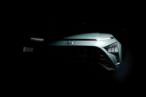 Corolla Cross 新對手,Hyundai 釋出全新休旅預告!