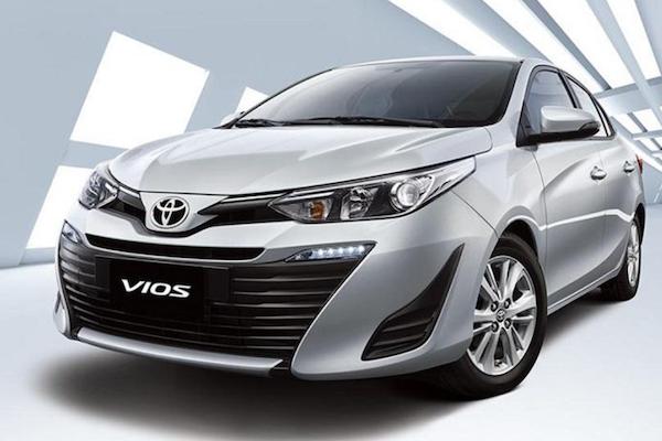 Toyota Vios 大改款最快明年亮相!有望搭渦輪動力