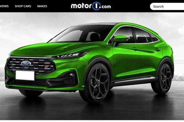 ST 家族新成員,Ford 全新跨界車資訊曝光!