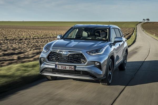 歐洲豐田首款 7 人 SUV,新一代 Highlander 動力是亮點!