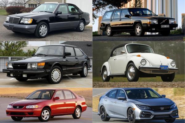 這 10 款車外媒推崇可靠度超高!一款祖父級經典車赫然出現名單中