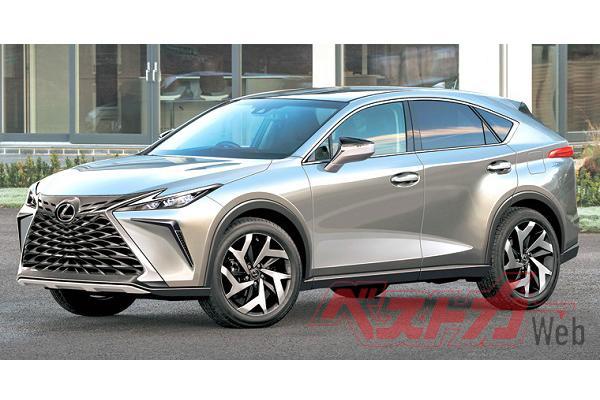 發表時間流出,新一代 Lexus NX 預約今年見!