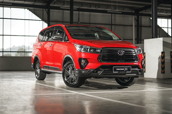 被譽為「東南亞 Alphard」!Toyota Innova 小改款正式發表