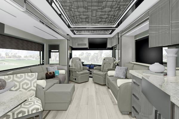 根本把整棟豪宅搬上車!超奢華頂級巴士開價超過 3600 萬元