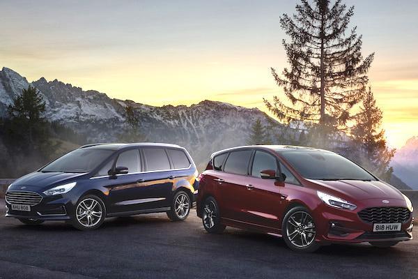 Ford 兩款 MPV 換新油電動力續戰,最大亮點在油耗數據!