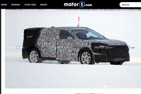 力求轉型預約今年見,新 Ford Mondeo 跨界車被捕獲!