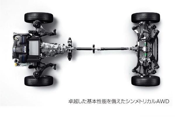 Subaru 與 Toyota 再次聯手,開發「最舒適」AWD 四驅系統!
