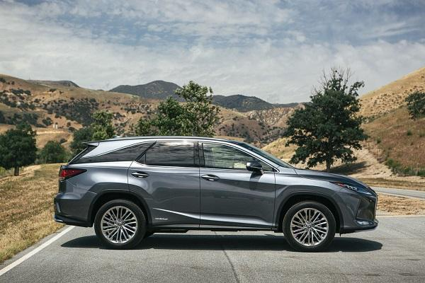 布局 7 人座市場,Lexus 將推出全新休旅!