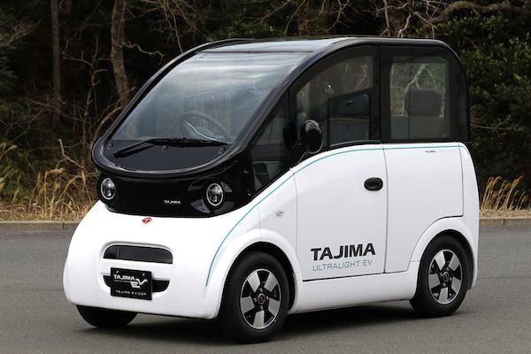 日本第 2 大石油公司也推電動車!30 萬元台幣有找