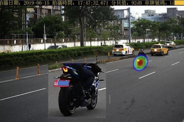 聲音照相取締噪音車上路!全台已實施路段一次看