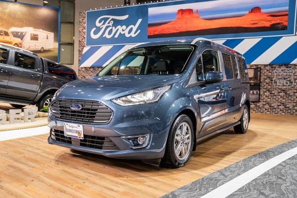 登場日定案,台灣 Ford 7 人座 MPV 準備上市!