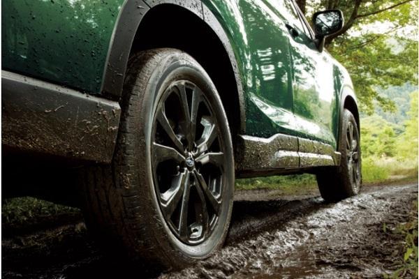 專攻越野客層,Subaru 擬發展新子品牌!