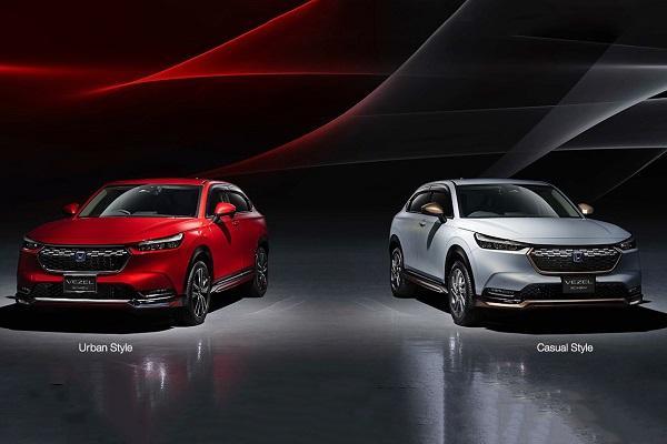 外觀多樣化,Honda 搶推大改款 HR-V 套件!