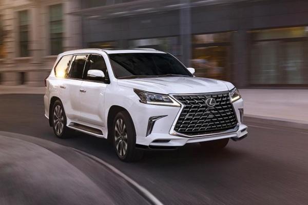 Lexus 旗艦休旅即將大改款,有望出現 600 匹以上新動力!