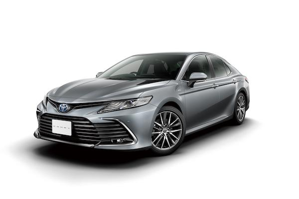 丰田凯美瑞(Toyota Camry)改进了台湾的装备展,增加了2.0升的输入功率!