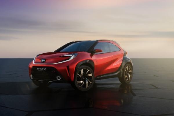 Toyota 註冊 BZ 商標有望成為子品牌!首款新車預計定名 BZ3