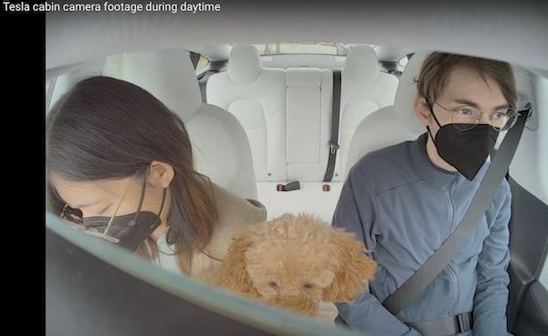 乘客隱私全都露!Tesla 車內鏡頭遭駭客入侵 特斯拉回應了(內有影片)
