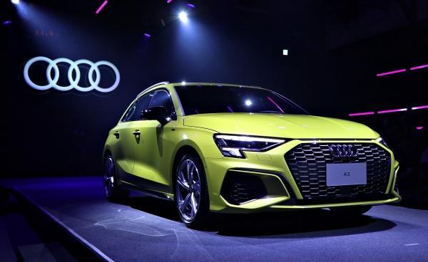 Audi 新一代 A3 Sportback 正式上市,性能鋼砲 S3 同步登場!