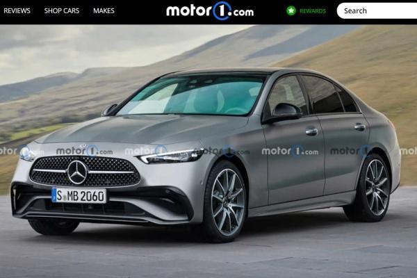 外国媒体称,正在研发M.Benz的新一代E级轿车,并有望引入全屏内饰。