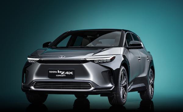 與 Subaru 聯手打造,Toyota 電動休旅終於曝光!