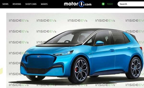 可能會與 Focus 相關,Ford、VW 密切合作將打造第二款跨界車!