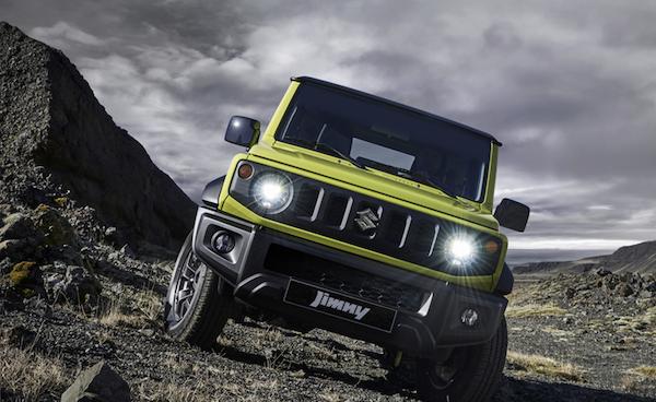 Suzuki Jimny 漲價升級 Carplay,暗指將開放訂單?台灣分公司回應