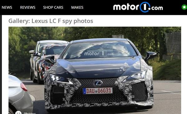 豐田新引擎專利曝光!揭露 Lexus、Toyota 新車計畫