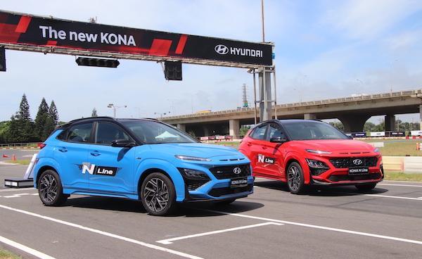 逼近性能車等級的小休旅!Hyundai Kona N line 台灣發表
