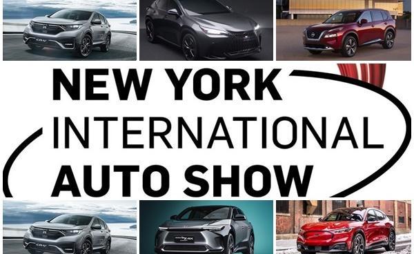 2021 紐約車展8月登場!預告千輛「大咖」新車回歸