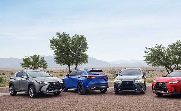 〈影片〉4 種動力可選、品牌首搭超省油引擎,新一代 Lexus NX 正式發表!
