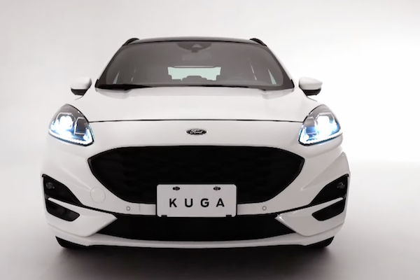 福特 Kuga 推出 21.5 年车型!  360度全景是标准配置,二级辅助驾驶也得到了增强