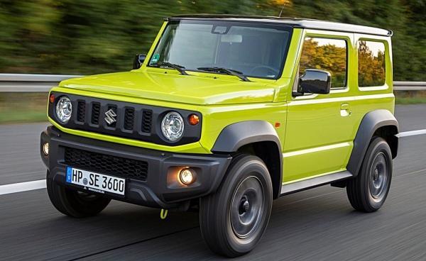 Suzuki 神車 Jimny 傳召回!車主收通知:恐導致側面氣囊無法作動