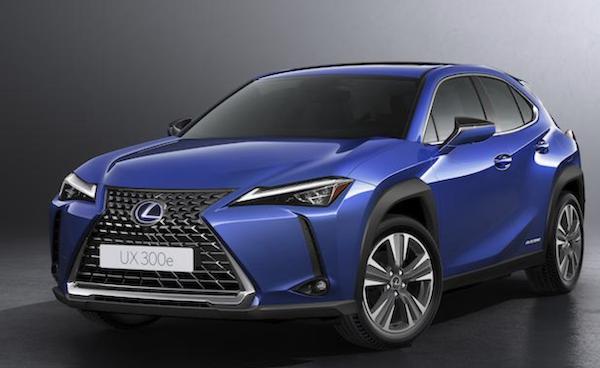 台灣 Lexus 公布電動車最新計畫!UX 300e 與 NX 450h+ 確定導入