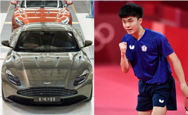 「小林同學」聊起車就 high 了!林昀儒自曝 Aston Martin DB11 更是他的夢想車