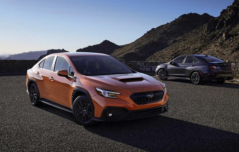 底盤、動力大換新!新一代 Subaru WRX 正式發表